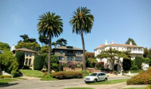 Wealthy San Francisco Neighborhood Fails To Pay Taxes, Loses Street